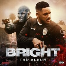 BRIGHT: THE ALBUM - VARIOUS ARTISTS CD SOUNDTRACK (December 15th 2017)