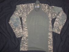 MASSIF GEAR SHIRT COMBAT LARGE GENUINE MADE USA MILITARY ISSUE ACU DIGITAL CAMO