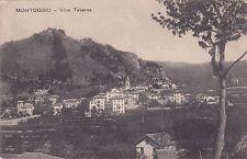 MONTOGGIO - Villa Taverna 1922