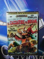 Il Cacciatore Di Indiani - (1955) Western ** A&R Productions *Dvd * .....NUOVO