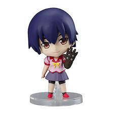 Nisemonogatari Kanbaru Suruga Caption Doll B Mini PVC Figure