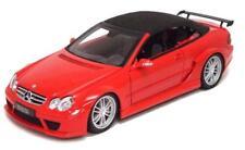 KYOSHO 1/18 Mercedes Benz CLK DTM AMG Cabriolet Diecast Model Car Red (08462R)