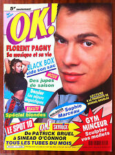 Ok Magazine n°750; Florent Pagny/ Black Box/ Sophie Marceau