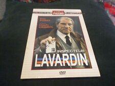 "DVD NEUF ""INSPECTEUR LAVARDIN"" Jean POIRET / Claude CHABROL"