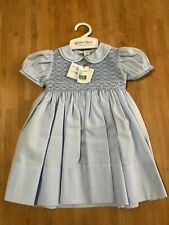 Brand New - Feltman Bros Blue Dress   Size 18 Months