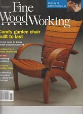 241 Fine Woodworking Garden Chair Wood Movement Chest Of Drawers Kitchen Tables