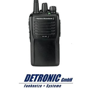 Vertex Standard / Motorola Handfunkgerät VX-261 VHF NEU !!