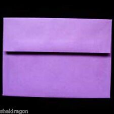 25 A7 ENVELOPES for 5X7 Cards Invitations Announcements * Royal Amethyst PURPLE