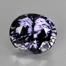 2.25ct Natural Purple/Gray Tanzania Spinel