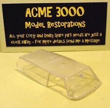DINKY francese 507 SIMCA 1500 Break RIPRODUZIONE REPRO PLASTICA TRASPARENTE unità finestra
