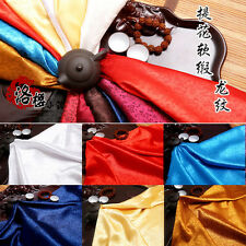 Dragon Ancient Costume Chinese Clothing Damask Jacquard Silk Satin Sewing Fabric
