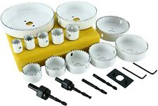 Driak 150PC Mini HSS Twist Dril Bits Kit with Carry Case Woodworking Wood Metal Drilling Tool