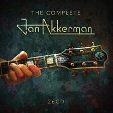 JAN AKKERMAN - THE COMPLETE JAN AKKERMAN 26 ORIGINAL ALBUMS 26 CD NEU