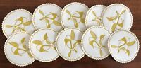 Vtg 50s Abstract Mobile Freeform Paper Coasters Retro Mid Century Modern Atomic
