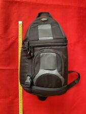 Lowepro Camera Bag. Black With Multiple Compartments. Very Little use.
