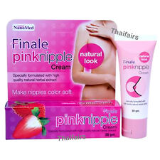 PINK NIPPLE CREAM NATURAL HERBAL FRESH & SEXY NIPPLES 30g. conditions the nipple