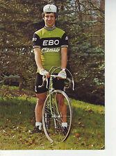 CYCLISME carte FRANCK ARIJS (equipe ebo-cinzia)