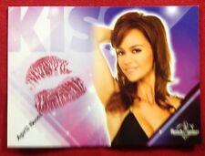 2008 Benchwarmer Limited April Scott Kiss Card # 3 of 12
