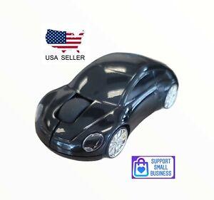 Porsche Car Wireless Mouse USB