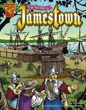 The Story of Jamestown (Graphic History), Braun, Eric, Good Condition, Book
