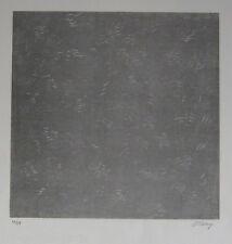 TOBEY MARK LITHOGRAPHIE 1970 SIGNÉE AU CRAYON NUM/50 HANDSIGNED NUMB LITHOGRAPH