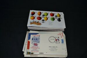 GB first day covers etc 1960's-2000's period x 120+