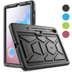 Poetic For Galaxy Tab S6 SM-T860/T865 Tablet Case,Soft Silicone Protective Cover