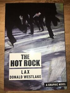 The Hot Rock by LAX, Donald E. Westlake UK Graphic Novel Paperback, 2010