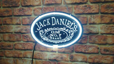 Neon light NEW JACK DANIEL's old Acrylic Beer Bar PUB  Real Sign No.7 BRAND 3D