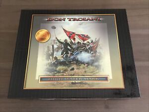 "Conte DT59005 Don Troiani's Civil War ""High Water Mark"" 8 Figures & Terrain Base"