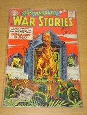 STAR SPANGLED WAR STORIES #108 G/VG (3.0) DC COMICS MAY 1963 **