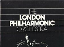 Concert Programme 1983 Klaus Tennstedt Beethoven 9 Linda Esther Gray RFH LPO