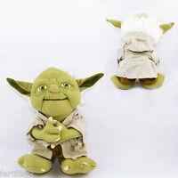 Star Wars Yoda 20cm Genuine Soft Stuffed Plush Doll Toy