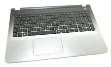 HP PAVILION 15-AB PALMREST TOUCHPAD & KEYBOARD EAX1500301A 809031-031 (PL44) D