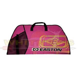 Easton Micro Flatline Soft Bow Case - Pink/Yellow-926878