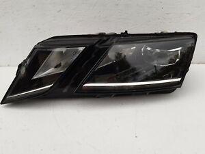 Skoda Octavia III Facelift Voll Led Scheinwerfer Links Original 5e1941015d TOP