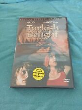 TURKISH DELIGHT DVD PAUL VERHOEVEN COLLECTION Brand New