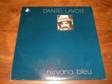 DANIEL LAVOIE  nirvana bleu  LP 33 TOURS