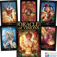 ORACLE OF VISIONS DECK KARTEN CIRO MARCHETTI GEHEIMLEHRE US GAMES SYSTEMS NEU