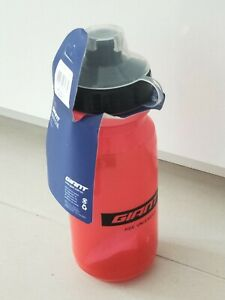 2020 Series Giant Water Bottles Transparent / Solid 600ML Variance PP05 Dust Cap