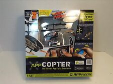 Air Hogs RC Appfinity AppCopter NIB RC Helicopter android or apple