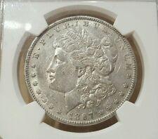 1897 O MORGAN DOLLAR GRADED AU 55 BY NGC!!!!!