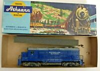 HO scale Athearn GP35 Historyland RR  Diesel Locomotive  Hand decorated