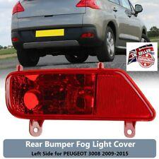 For Peugeot 3008 2009 - 2015 Rear Fog Lamp Light Passenger Side N/S