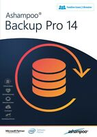 Ashampoo Backup Pro 14 - 3-Platz-Lizenz - Download Version