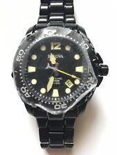 Men's Bulova Sea King Sport Bracelet Watch, 48mm