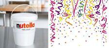 Nutella 3 kg (6.6 lb) Huge bucket Hazelnut Spread  -XXL SIZE SAVE