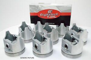 1999 2000 2001 2002 2003 Ford F-150 5.4L SOHC V8 16V S/C -(8) Pistons and Ring