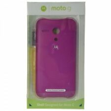 Shell Designed for Moto G with Screen Protector