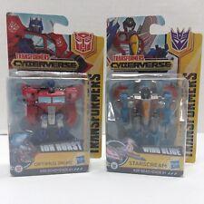 Transformers cyberverse Scout CLASSE-Bumblebee-Nuovo di Zecca